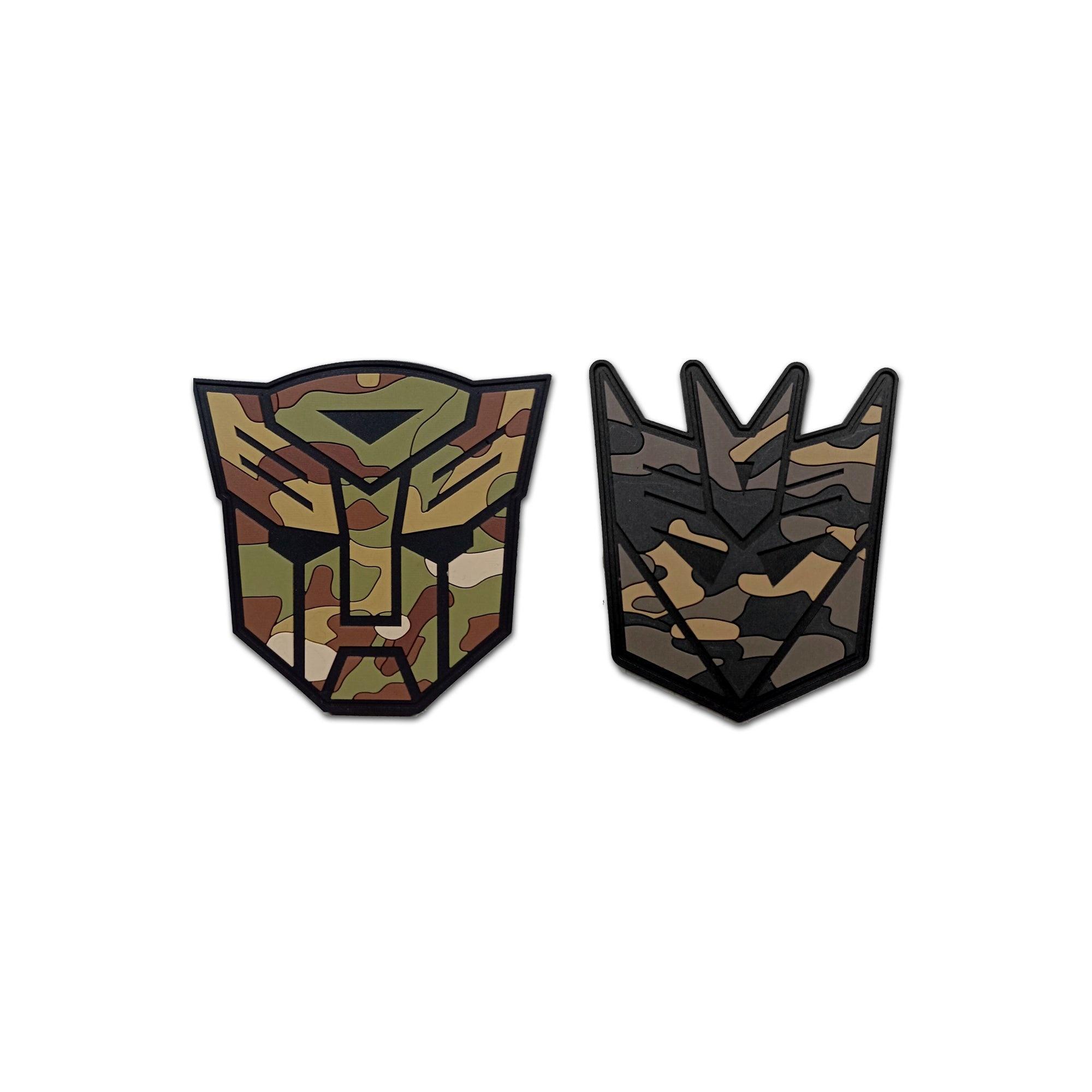 TAM TAM Multicam VS Series: Autobots V Decepticons Patch