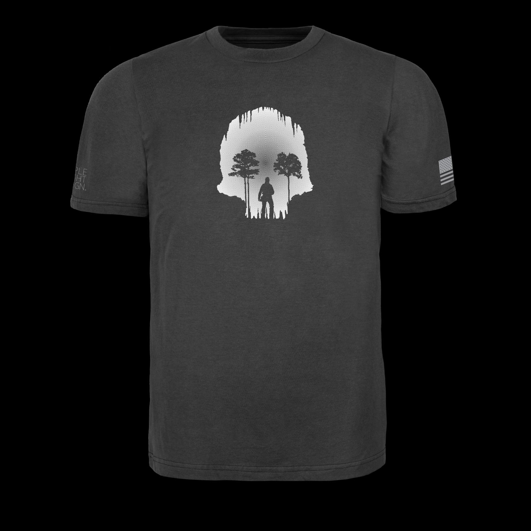 Triple Aught Design Triple Aught Design Skull Cave T-Shirt