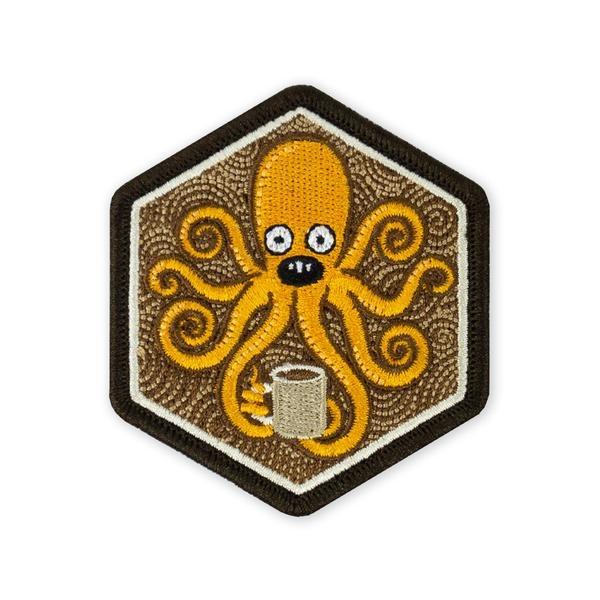 Prometheus Design Werx Prometheus Design Werx SPD Kraken Coffee 2019 Morale Patch