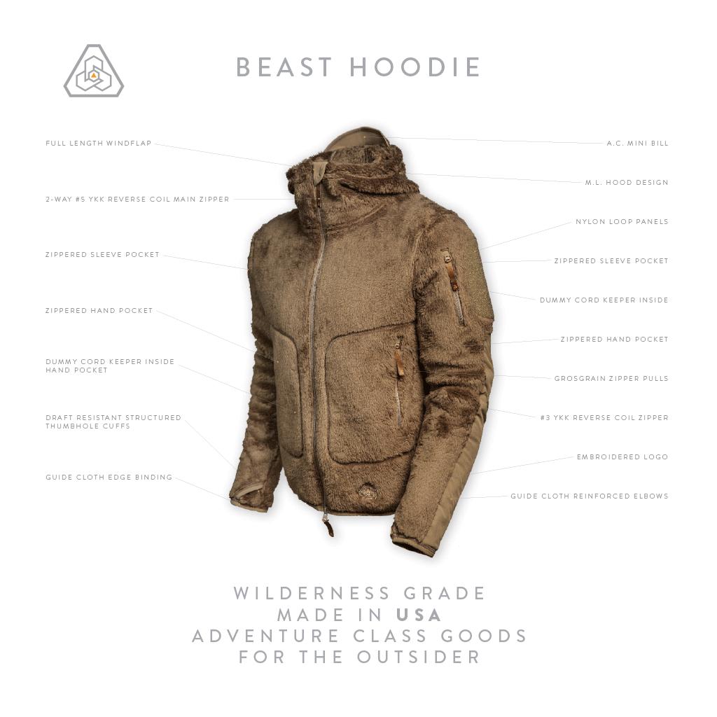 Prometheus Design Werx Prometheus Design Werx PDW Beast Hoodie
