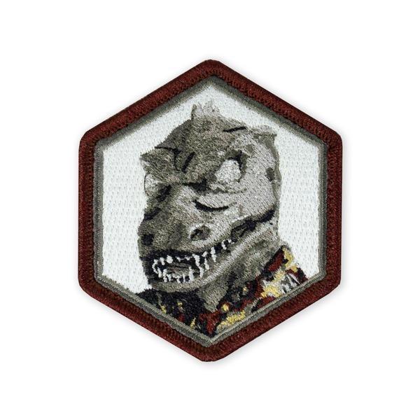 Prometheus Design Werx Prometheus Design Werx PDW Space Reptile Captain LTD ED Morale Patch
