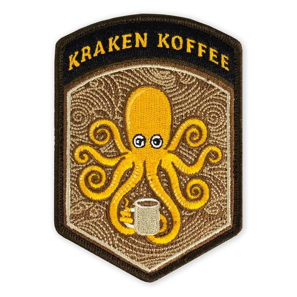 Prometheus Design Werx Prometheus Design Werx SPD Kraken Koffee Flash Morale Patch