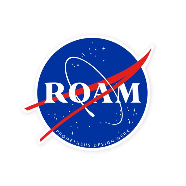 Prometheus Design Werx Prometheus Design Werx PDW ROAM Sticker