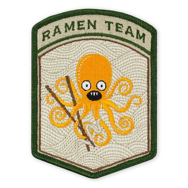 Prometheus Design Werx Prometheus Design Werx SPD Kraken Ramen Team Flash 2019 Morale Patch