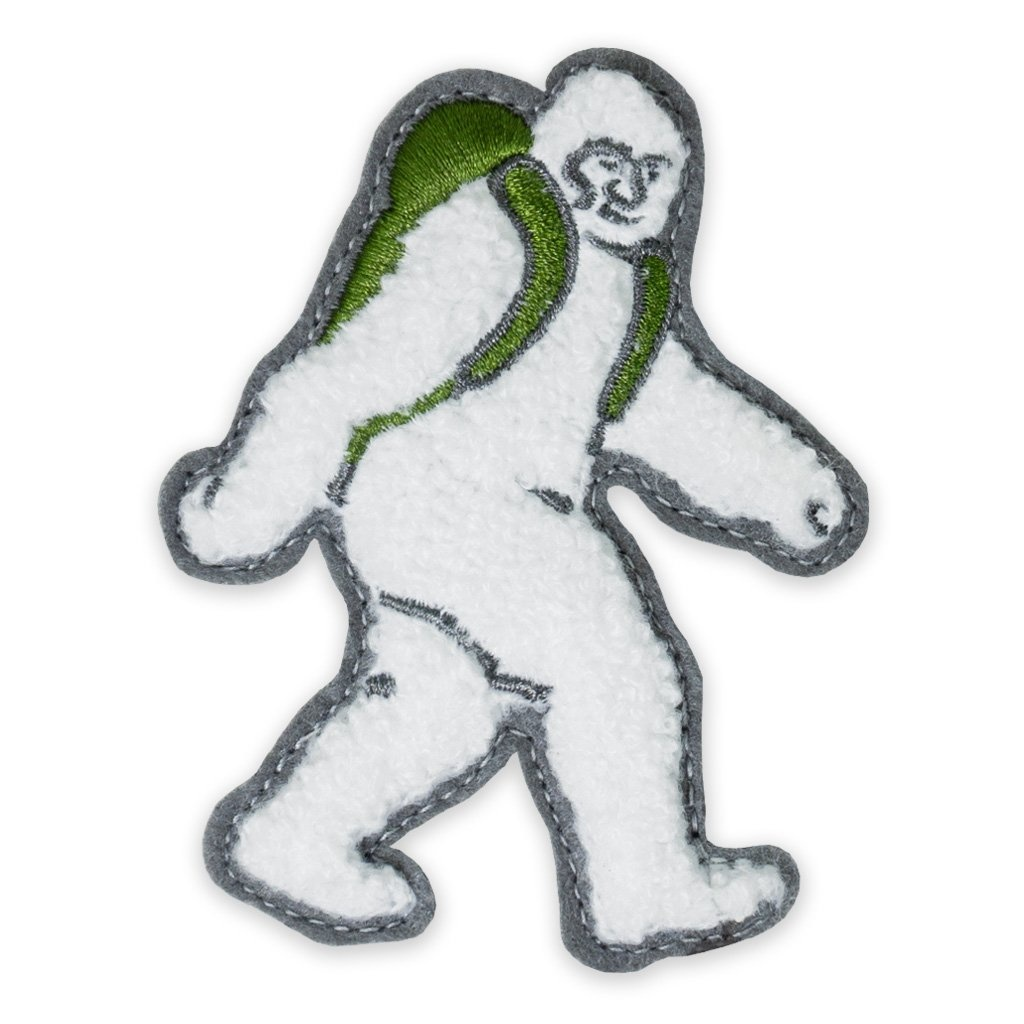 Prometheus Design Werx PDW Yeti Hiker Chenille 2019 Morale Patch