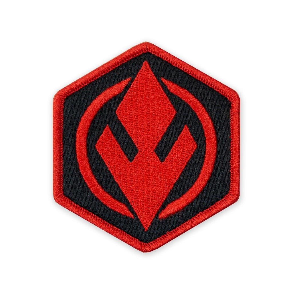 Prometheus Design Werx PDW The Rise Sith Morale Patch