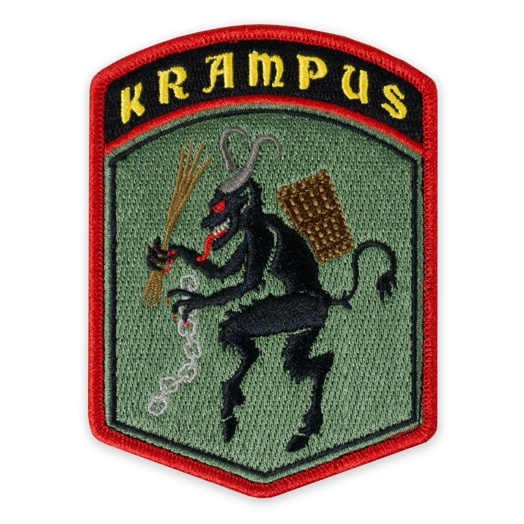 Prometheus Design Werx PDW Krampus  Flash Morale Patch