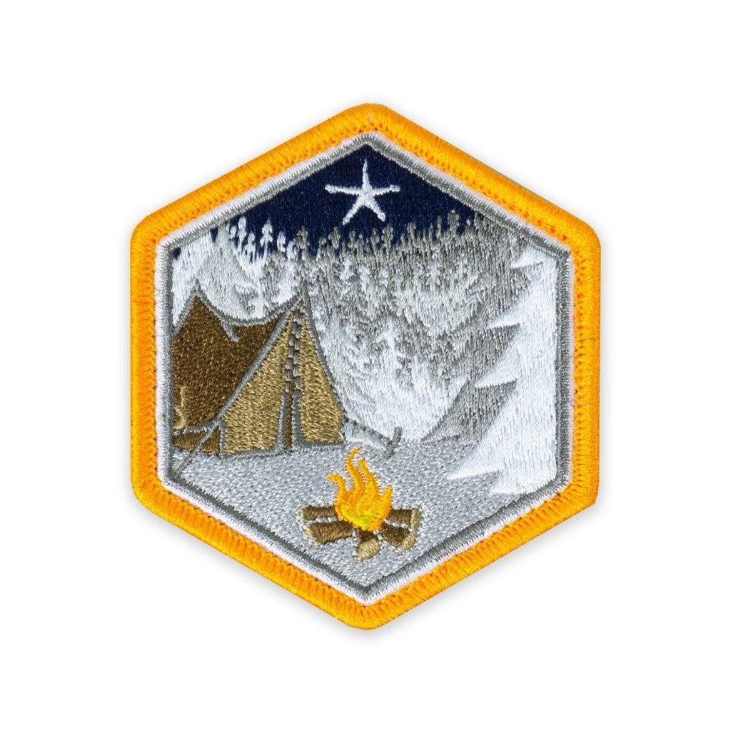 Prometheus Design Werx PDW Campsite Xmas Star Morale Patch