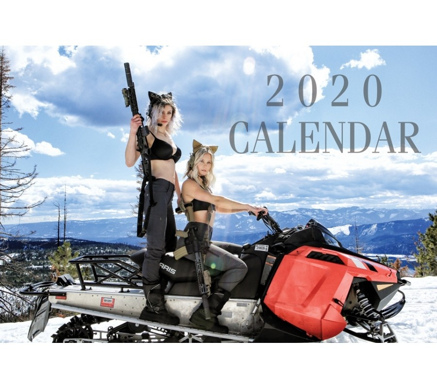Weapon Outfitters Weapon Outfitters 2020 Calendar - SFW