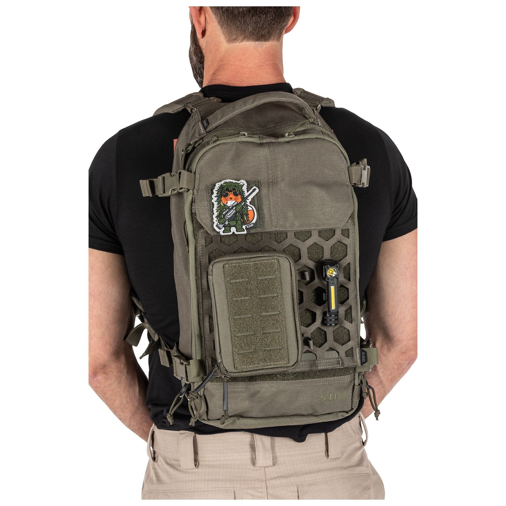 5.11 Tactical 5.11 Tactical Rapid HL 1AA Headlamp