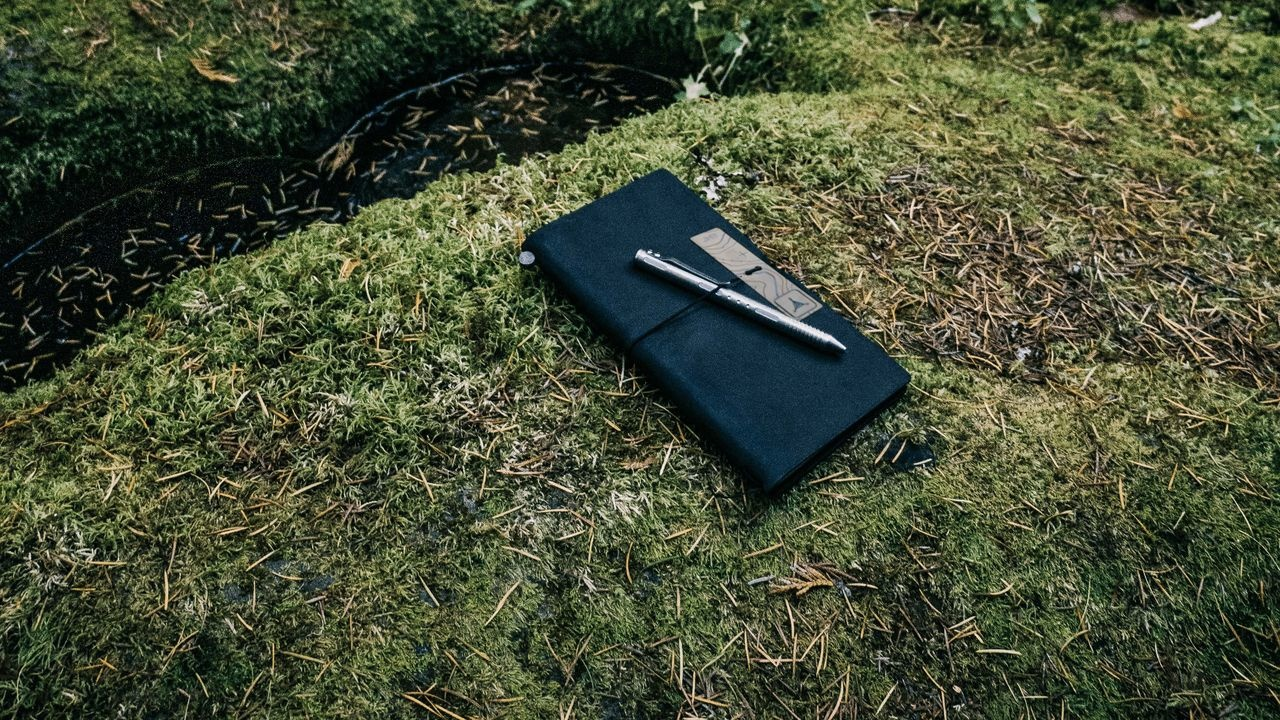 Triple Aught Design Triple Aught Design Traveler's Notebook TAD Edition