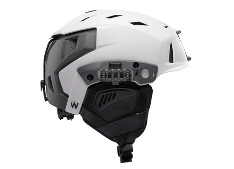 Team Wendy M-216™ Ski Search and Rescue Helmet w/ Princeton Tec Switch MPLS Light