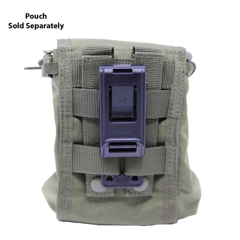Wilder Tactical Wilder Tactical Molle Belt Clip Adapter