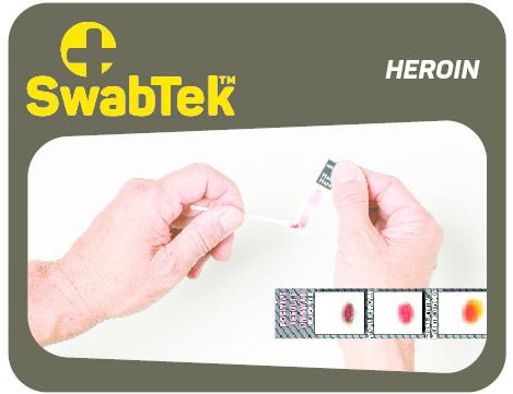SwabTek SwabTek Heroin Test Kit