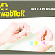 SwabTek SwabTek Dry Explosives Test Kit