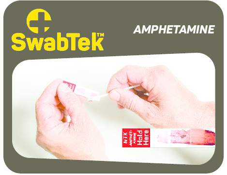 SwabTek SwabTek Amphetamine Test Kit