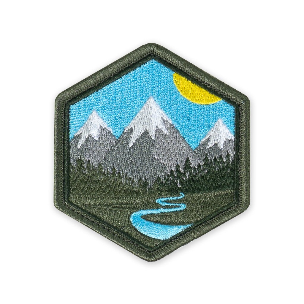 Prometheus Design Werx Prometheus Design Werx PDW Mountain Life Morale Patch