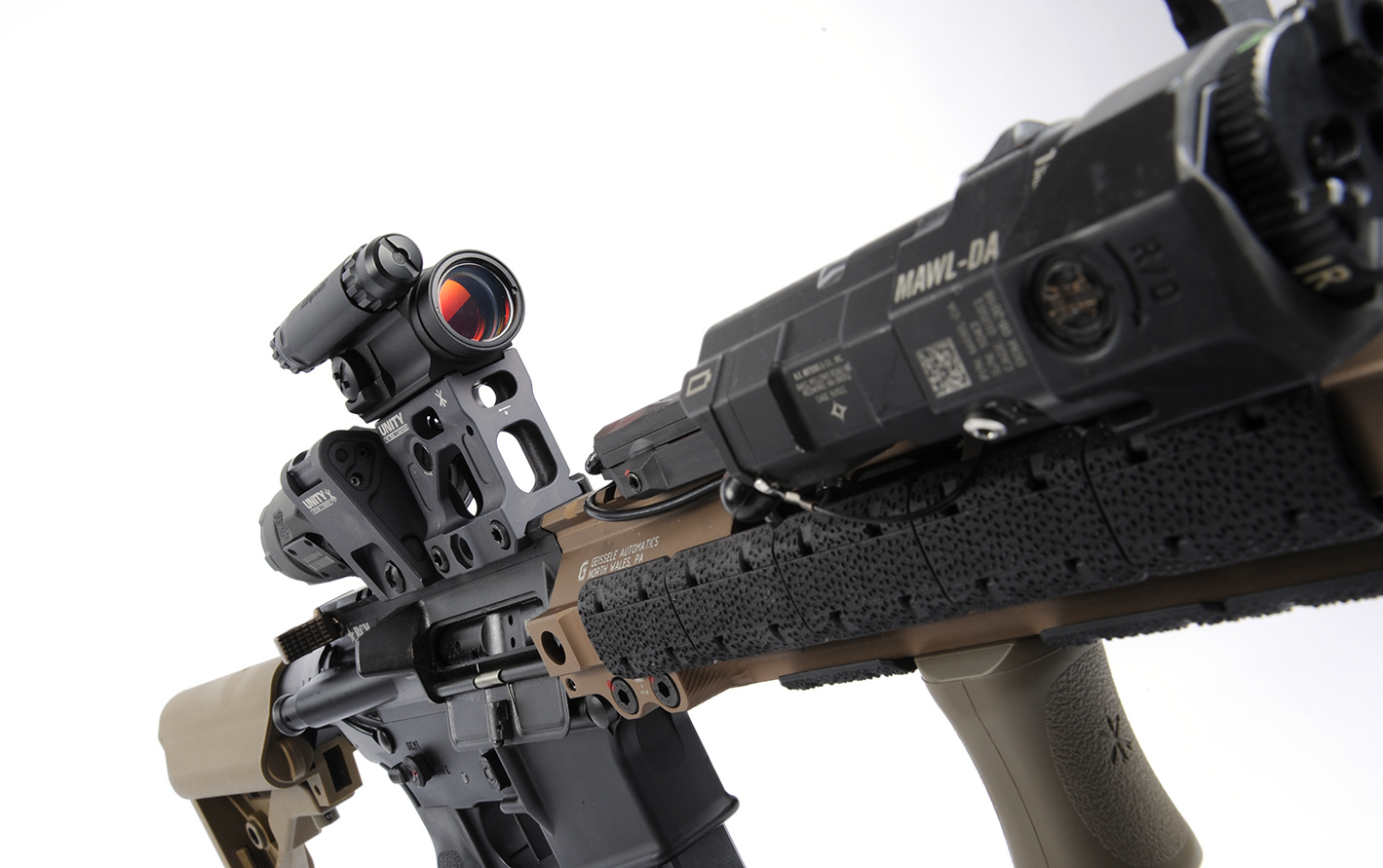 Unity Tactical Unity Tactical FAST - Micro Mount