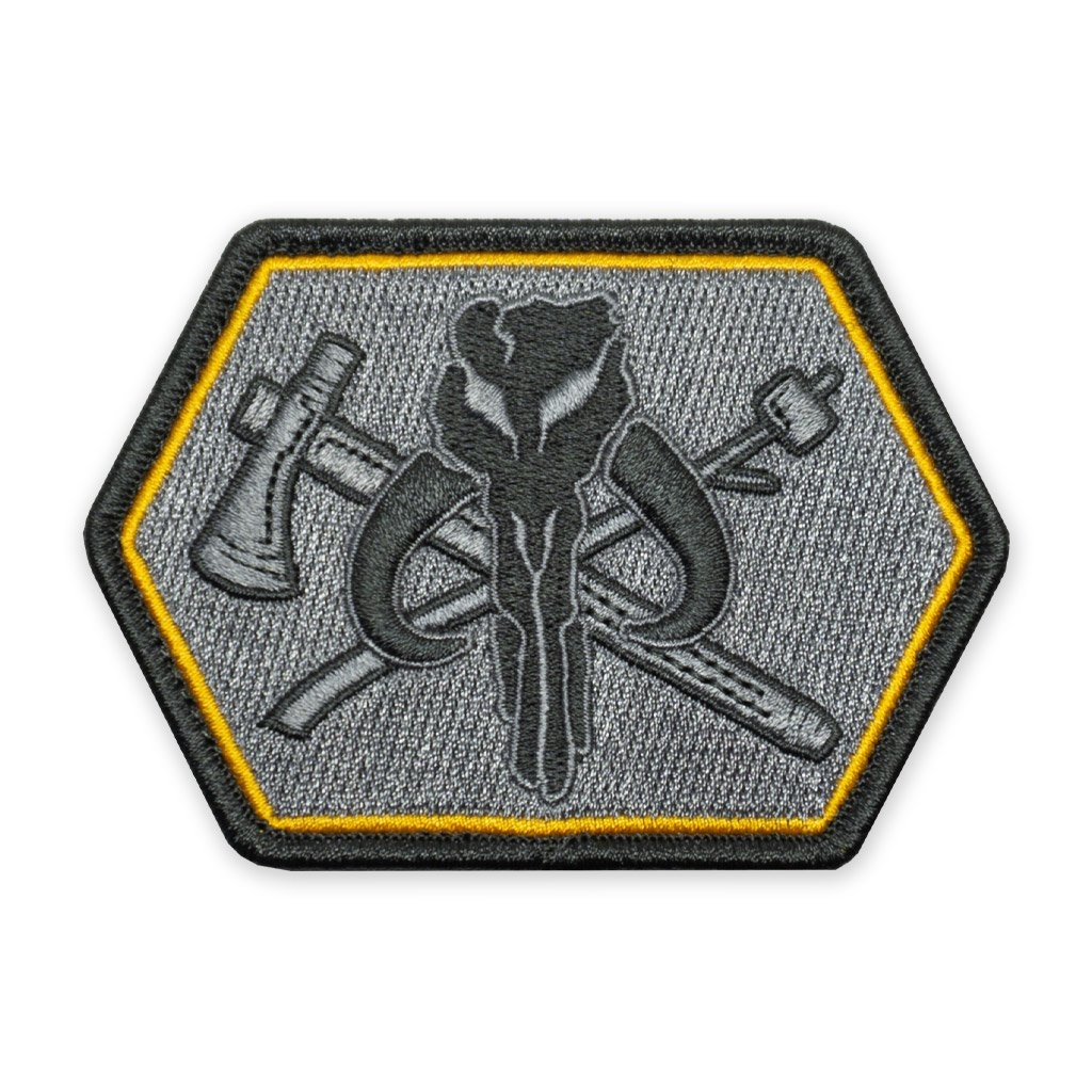 Prometheus Design Werx Prometheus Design Werx PDW Camp Mando v4 Morale Patch