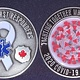 Emblazon Canada's First Responders Coin - Proceeds to Honour House