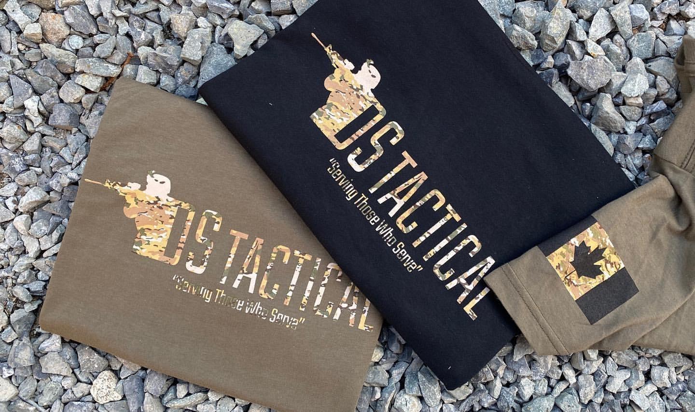 DS Tactical DS Tactical Multicam Logo Shirt