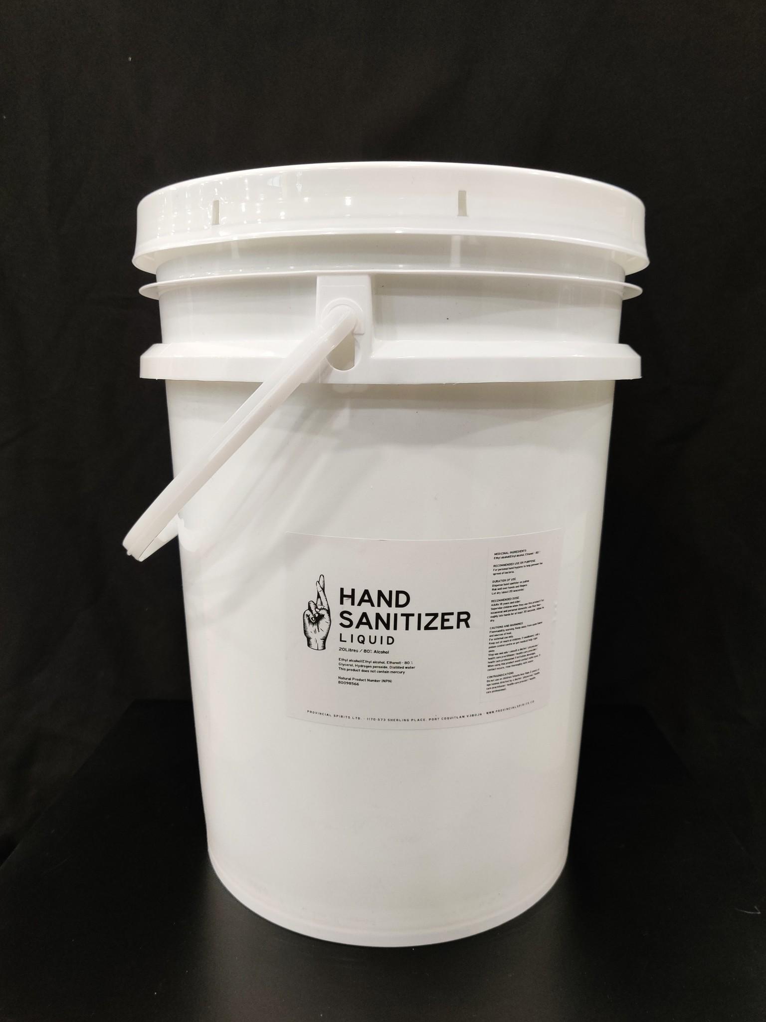 Provincial Spirits Ltd. Provincial Spirits Ltd. Hand Sanitizer Liquid