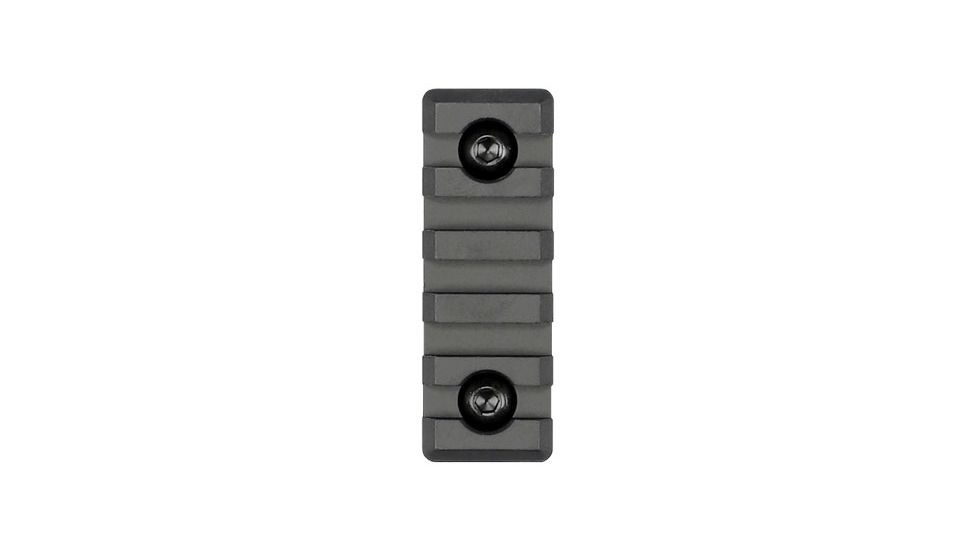 Midwest Industries Midwest Industries 1913 Aluminum Milspec Rail Section, 5 Slot, M-LOK(TM) compatible
