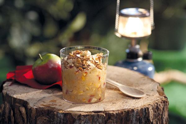 Happy Yak Happy Yak Apple Crisp (1 Serving)