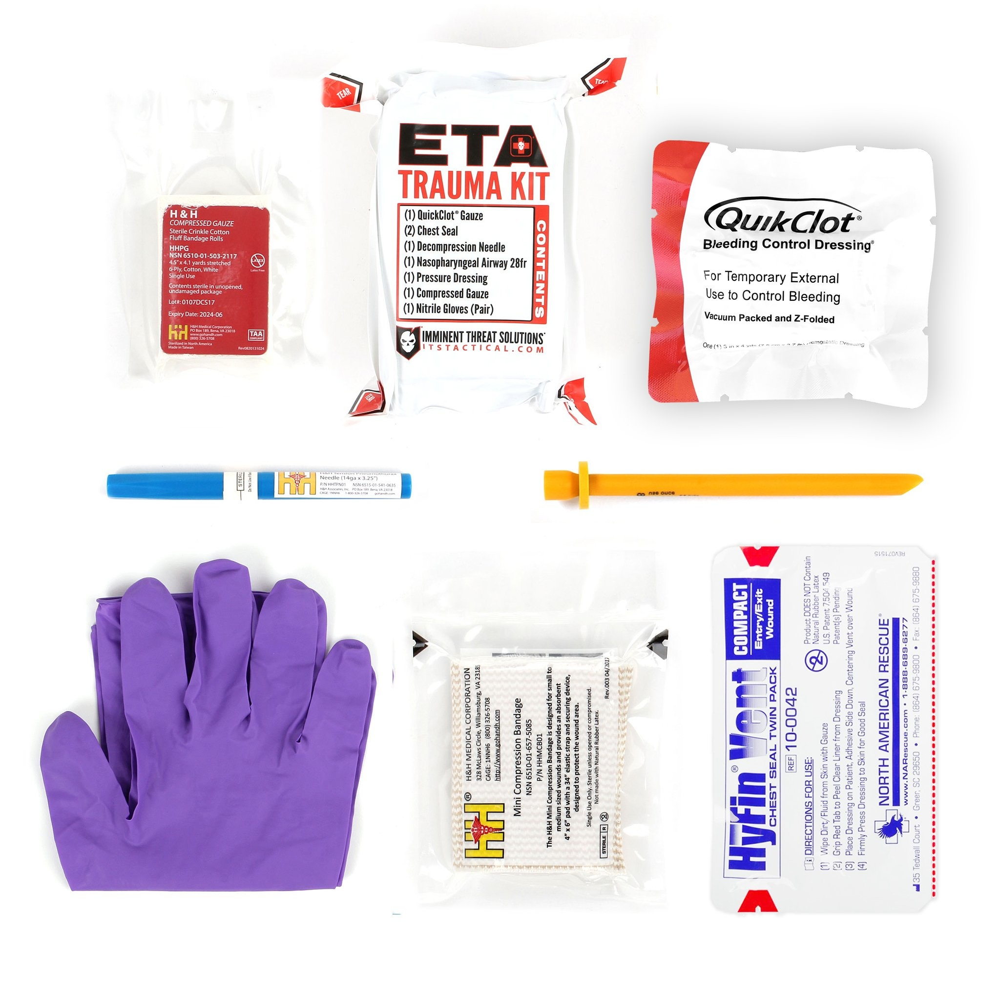 ITS Tactical ITS Tactical ETA Trauma Kit