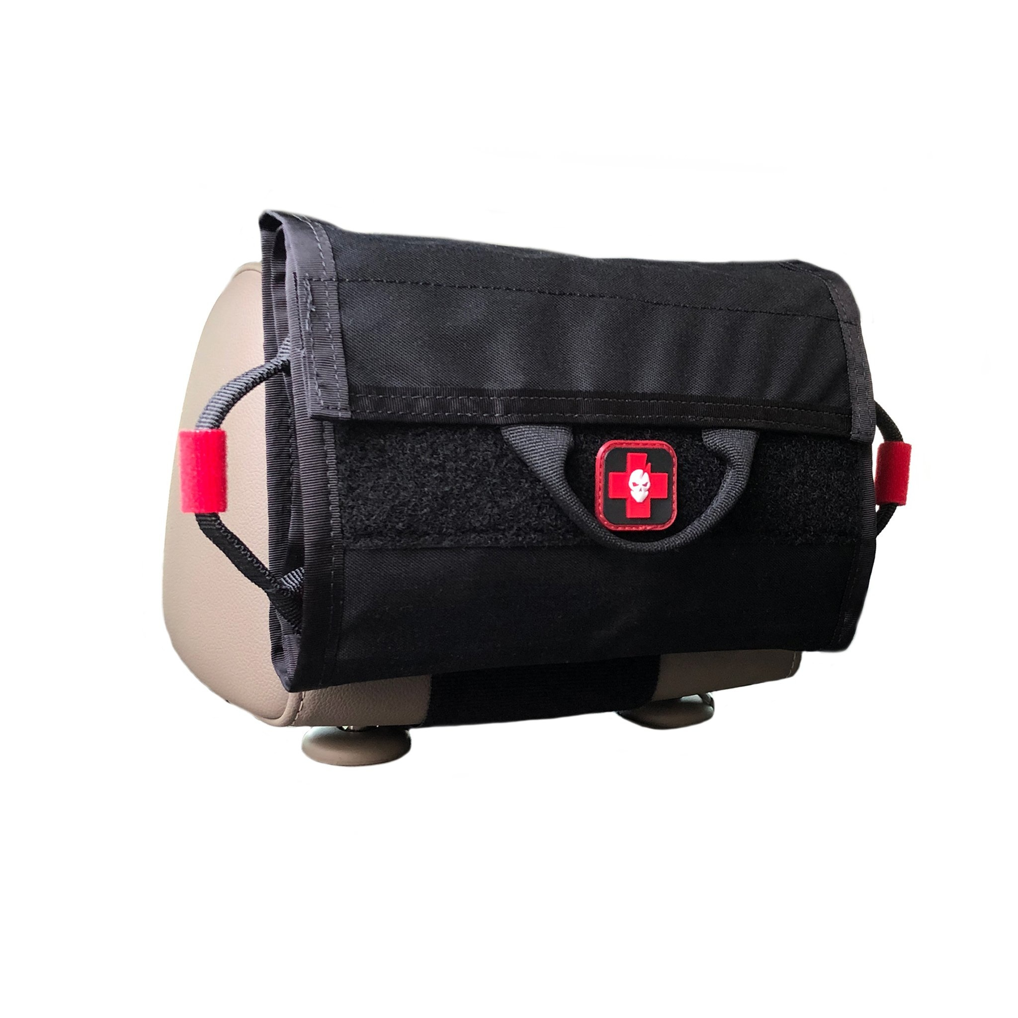 ITS Tactical ITS Tactical Vehicle First Aid Kit Black