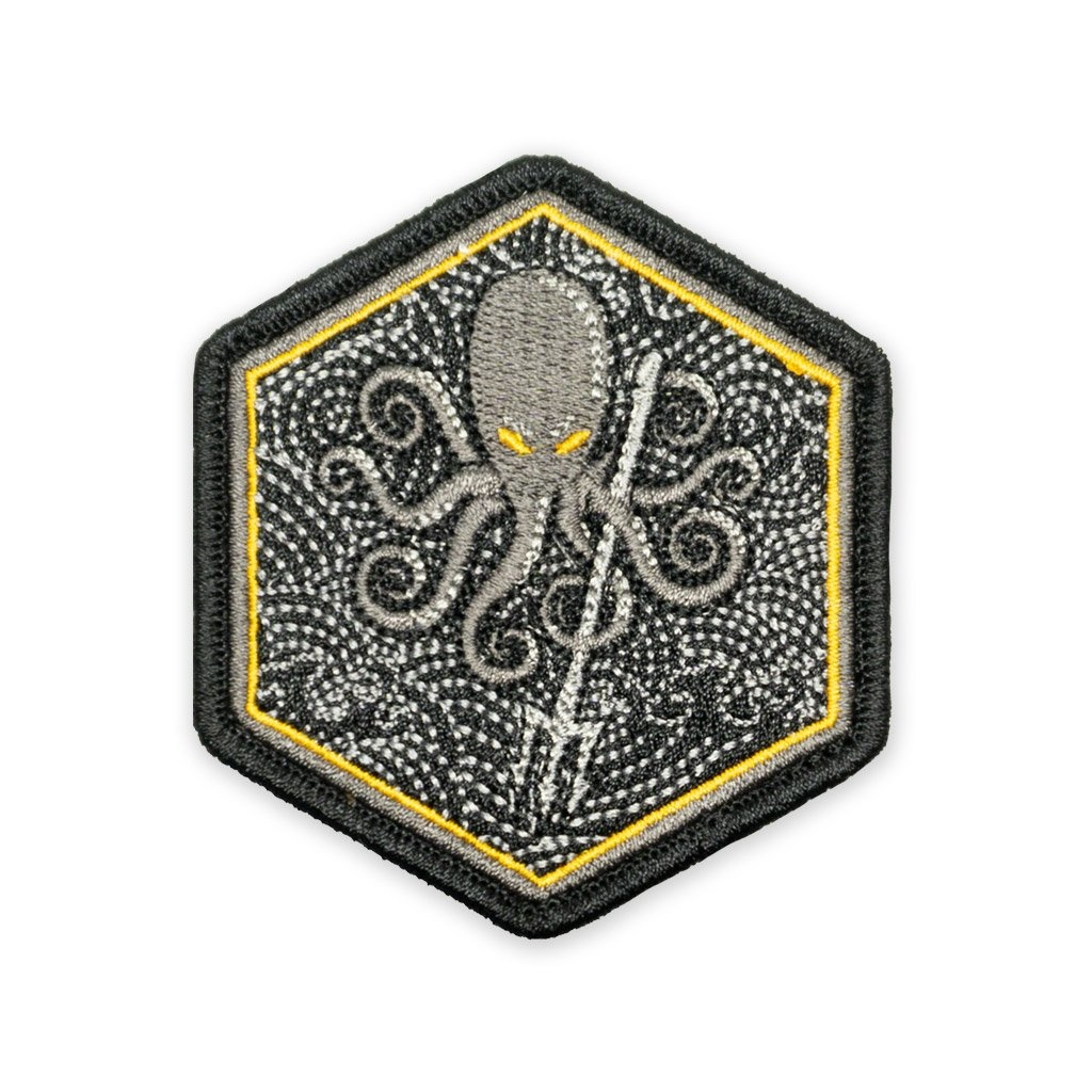 Prometheus Design Werx Prometheus Design Werx SPD Kraken Trident Storm Morale Patch