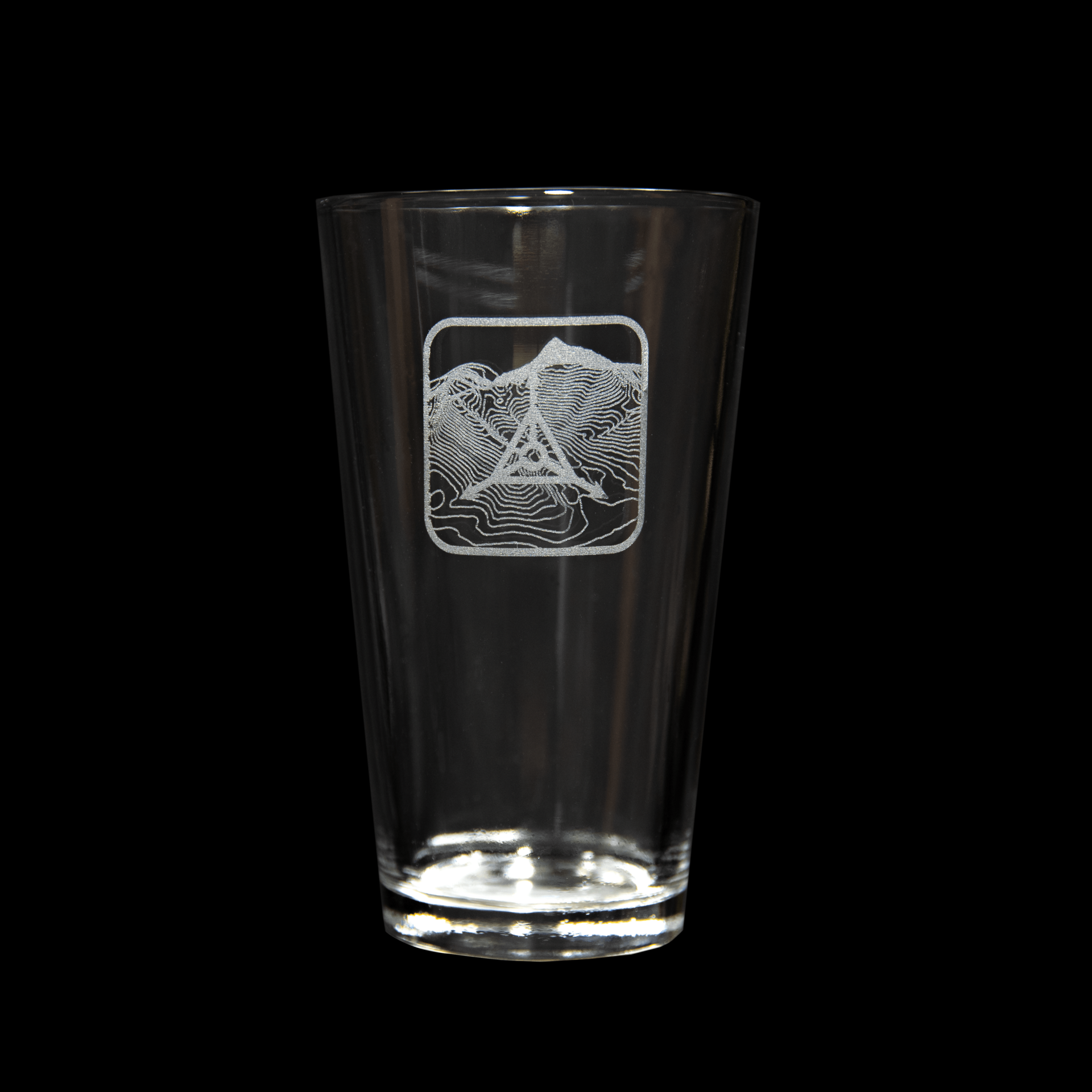 Triple Aught Design Triple Aught Design TAD Edition Pint Glass