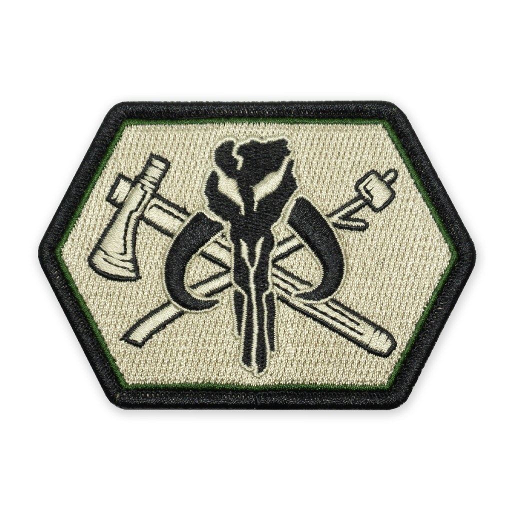 Prometheus Design Werx Prometheus Design Werx PDW Camp Mando v3 Morale Patch