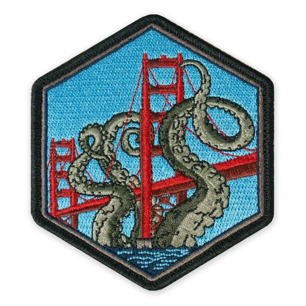 Prometheus Design Werx Prometheus Design Werx SPD Golden Gate Morale Patch