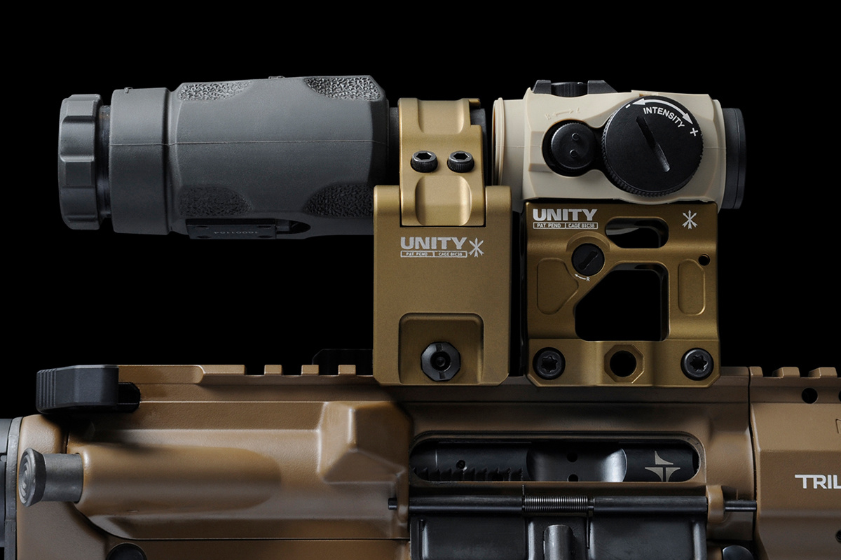 Unity Tactical Unity Tactical FAST™ FTC Aimpoint Magnifier Mount