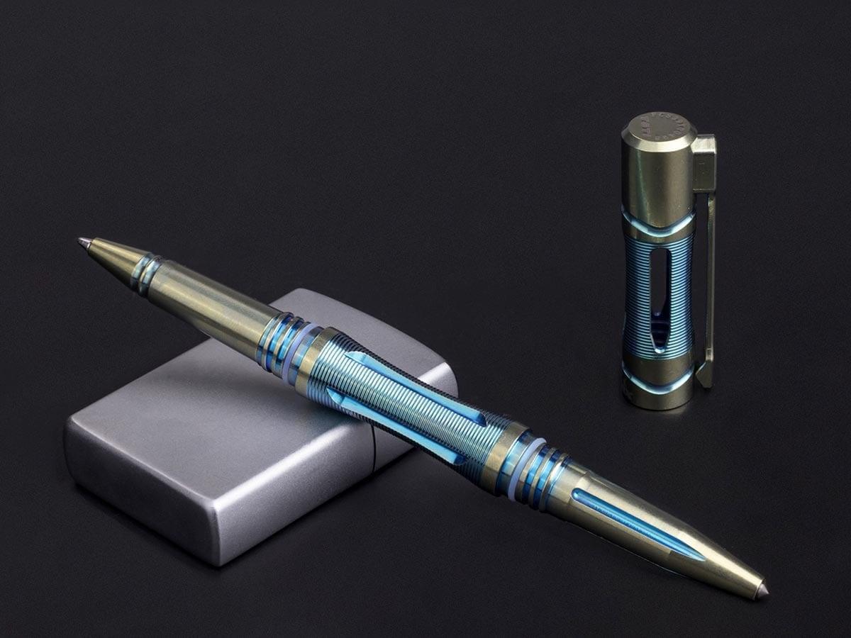 Fenix Fenix Halberd T5Ti Titanium Tactical Pen