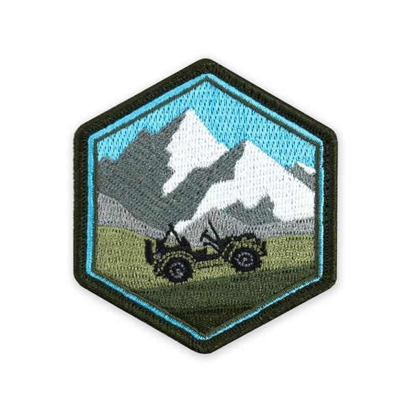 Prometheus Design Werx Prometheus Design Werx PDW Leave Only Tracks 2020 Morale Patch