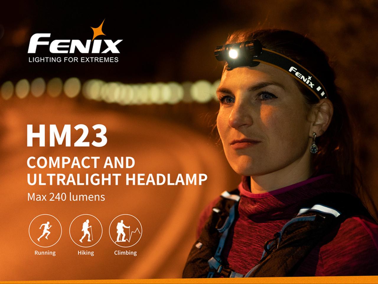 Fenix Fenix HM23 Headlamp