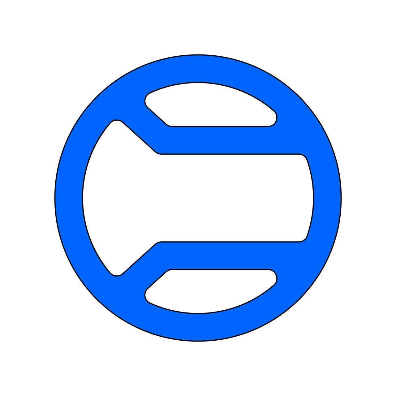 RailScales RailScales Logo Sticker