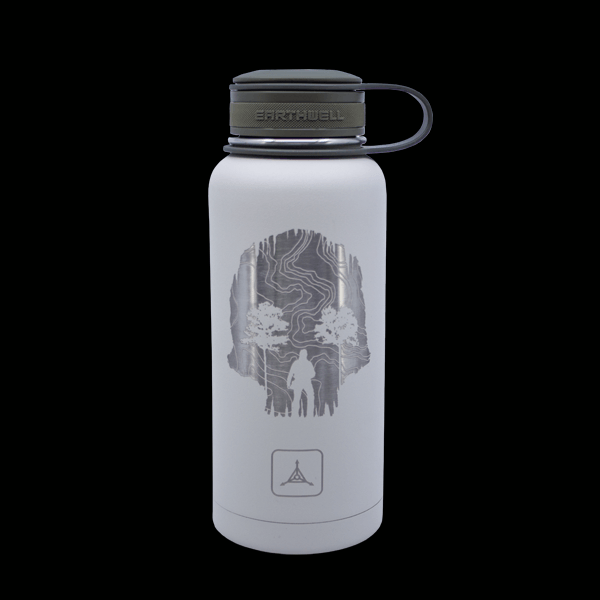 Triple Aught Design Triple Aught Design Earthwell 32oz Insulated TAD Edition Bottle