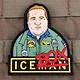Violent Little Machine Shop Violent Little Machine Shop Fat Iceman Top Gun Morale Patch