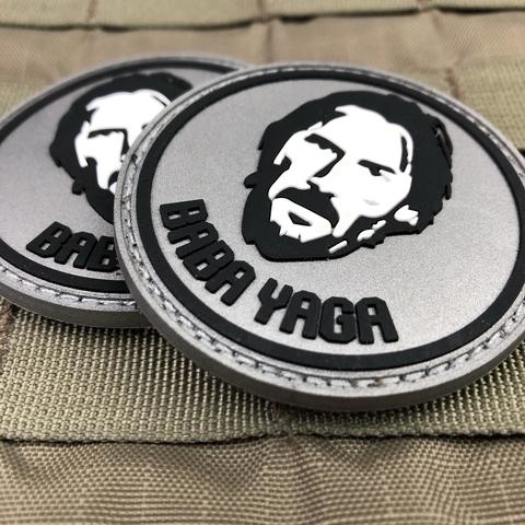 "Violent Little Machine Shop Violent Little Machine Shop John Wick ""Baba Yaga"" Morale Patch"