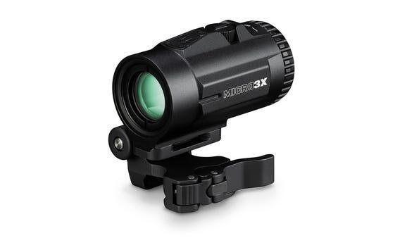 Vortex Vortex Micro 3x Magnifier with Quick-Release Flip Mount