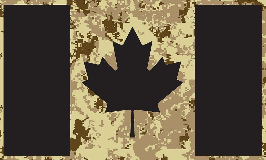 Blackbird Industries Blackbird Industries 3X5 Canadian Flag