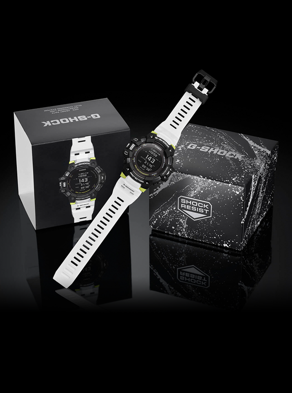 G-Shock G-Shock GBD-H1000-1A7 G-Squad Heartrate Monitor