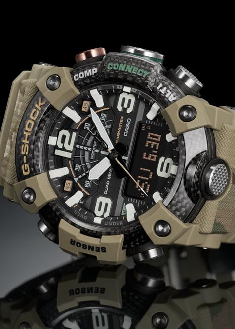 G-Shock G-Shock GGB100BA-1A British Army X G-Shock Mudmaster
