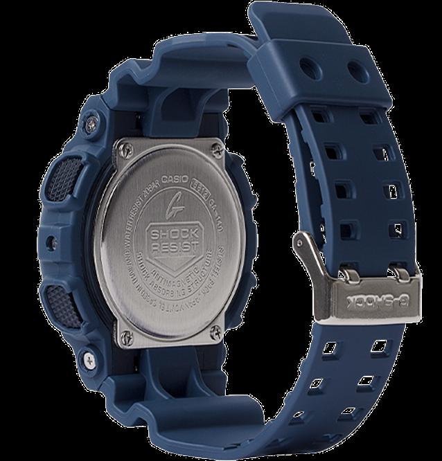 G-Shock G-Shock GA140-2A Analog-Digital Watch