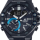 Casio Casio ECB10PB-1A Ediface Full-Time Smartphone Link Chronograph Watch