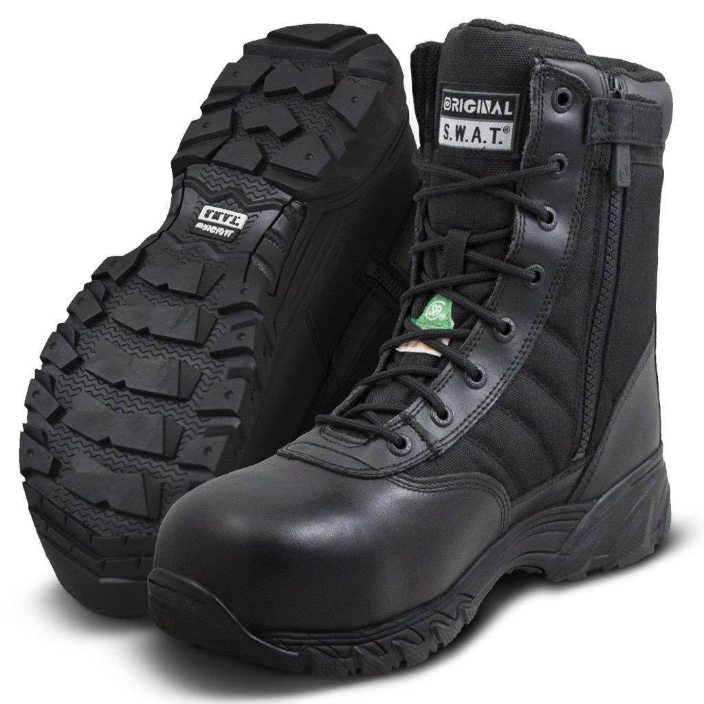 "Original S.W.A.T. Original S.W.A.T. Classic 9"" WP SZ CSA Safety Boots - Wide"