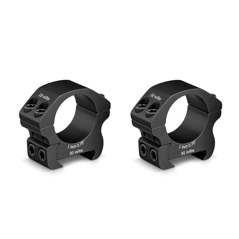 Vortex Vortex 1-Inch Pro Rings Low (set of 2)